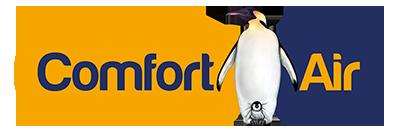 Comfort Air Retina Logo